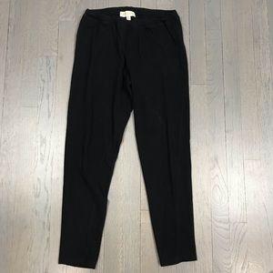 Philosophy Classic Black Ankle Crop Leggings Pants